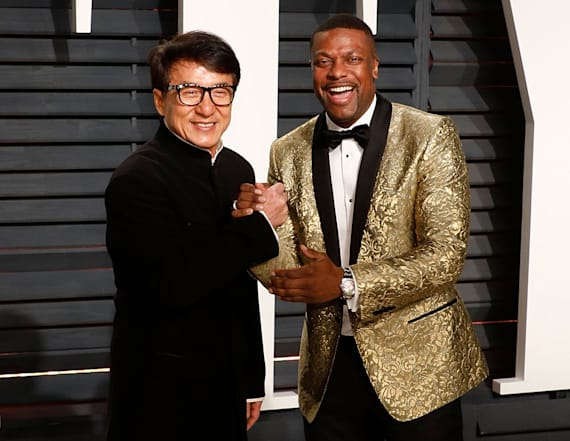 Jackie Chan, Chris Tucker have 'Rush Hour' reunion