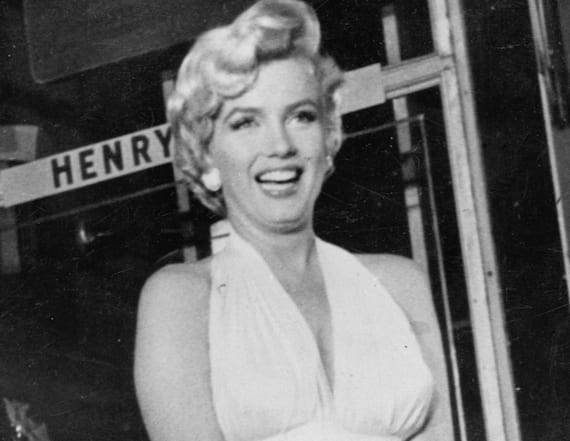 Never-before-seen Marilyn Monroe footage emerges