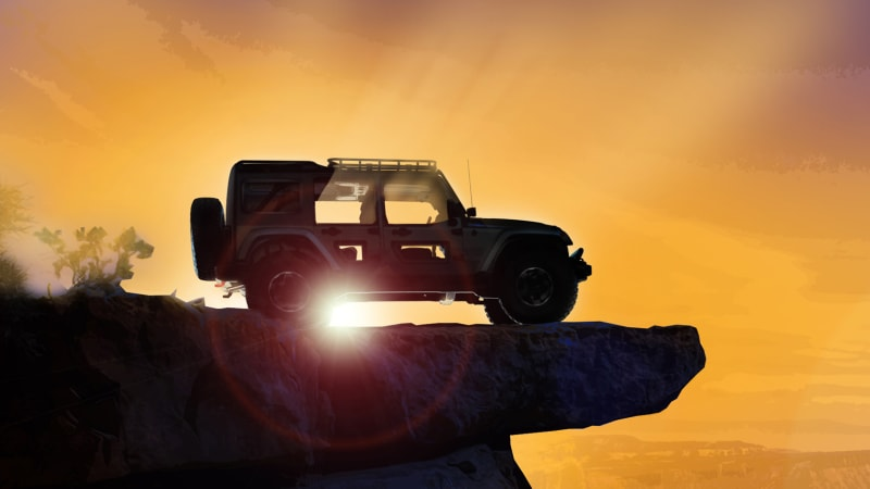 Jeep teases its Easter Safari Wrangler concepts