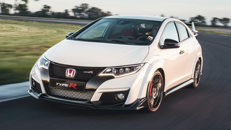 2015 Honda Civic Type R First Drive [w/video]