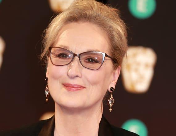 Meryl Streep in hot water with Karl Lagerfeld