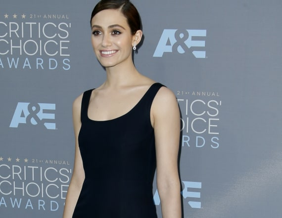 Emmy Rossum's Los Angeles home burglarized