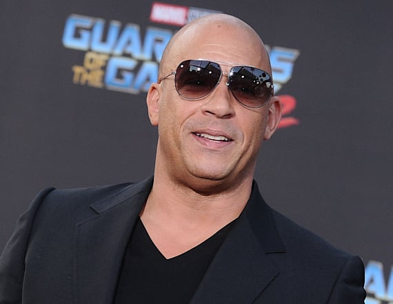 Actress says Vin Diesel kisses like 'a dead fish'