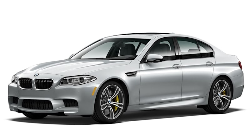 BMW M5 Pure Metal Silver Limited Edition is a US special