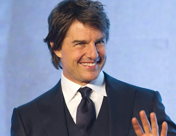 Rumors swirl Tom Cruise is dating this star