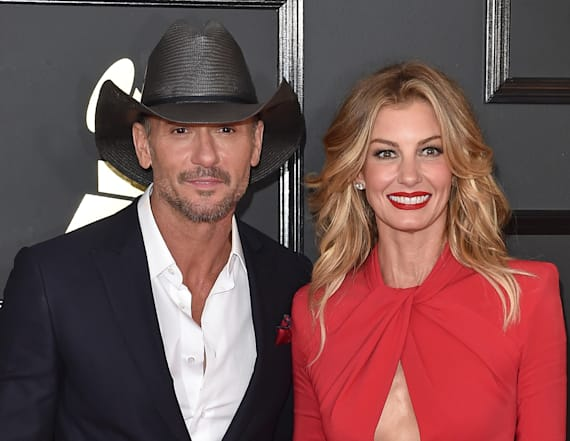 Faith Hill & Tim McGraw preach respect toward women