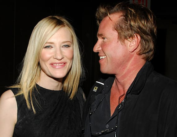 Val Kilmer professes love for Cate Blanchett