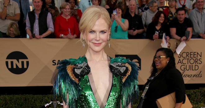 Nicole Kidman in Talks to Join 'Aquaman' as His Mother: Report