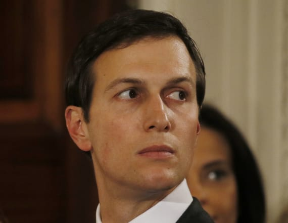 Jared Kushner 'exfoliates' remains of life before WH
