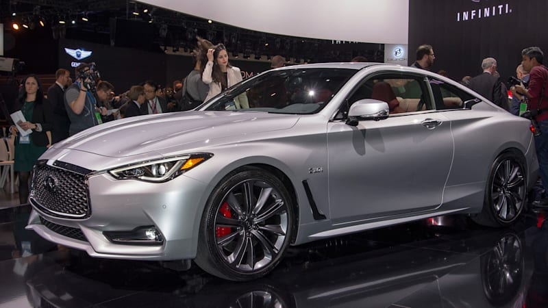 Filed Under 2016 Detroit Auto Show Infiniti Coupe Luxury Performanceinfiniti Reveals The 2017 Q60 With A Six Drive Modes New Suspension