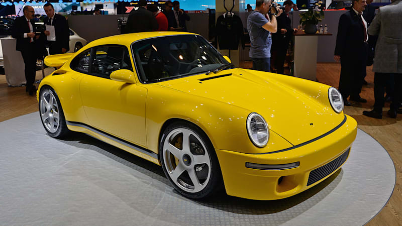 2017 ruf ctr this rare bird won 39 t ride on a porsche chassis autoblog. Black Bedroom Furniture Sets. Home Design Ideas