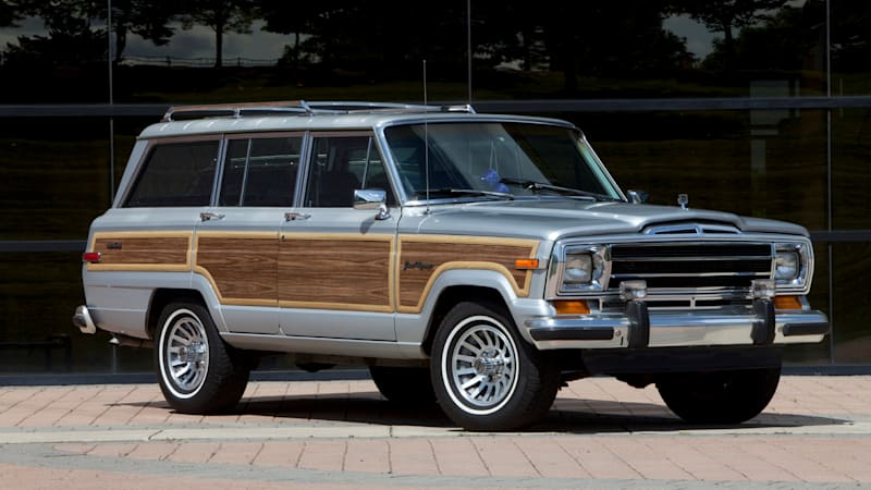 Jeep Grand Wagoneer could top out at $130,000