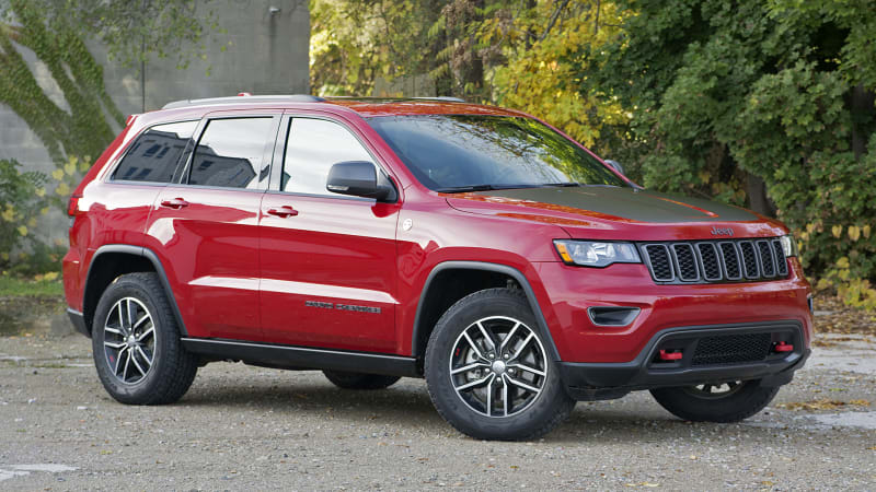 2017 Jeep Grand Cherokee Trailhawk Review - Autoblog