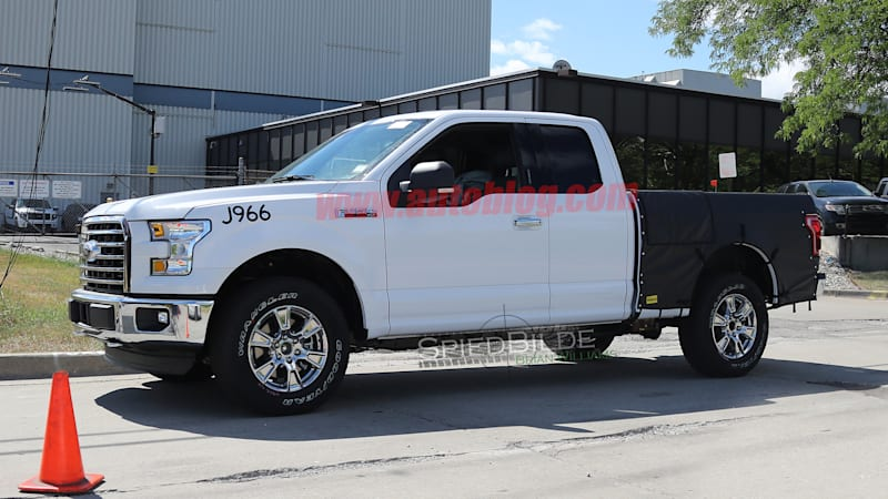ford f 150 diesel likely to run a 3 0 liter engine mazdaspeed forums. Black Bedroom Furniture Sets. Home Design Ideas