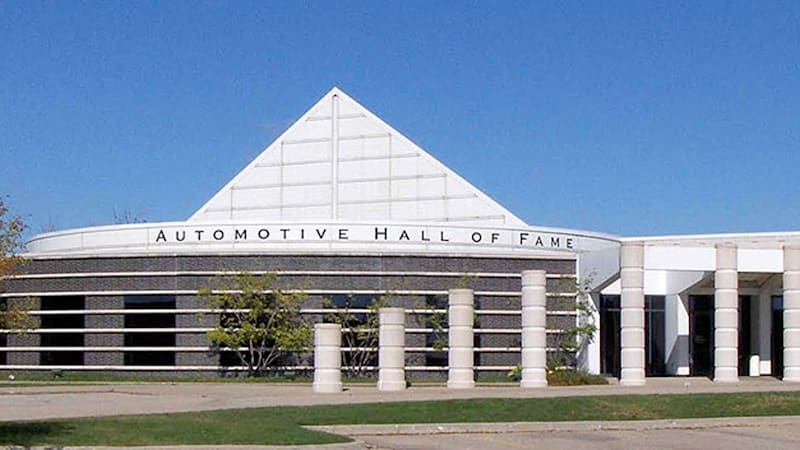 Automotive Hall Of Fame Moving To Detroit Autoblog