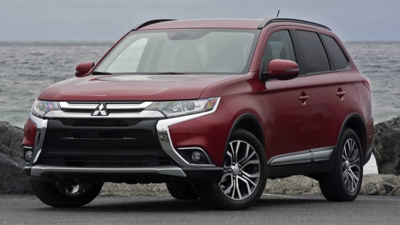 2016 Mitsubishi Outlander First Drive - Autoblog