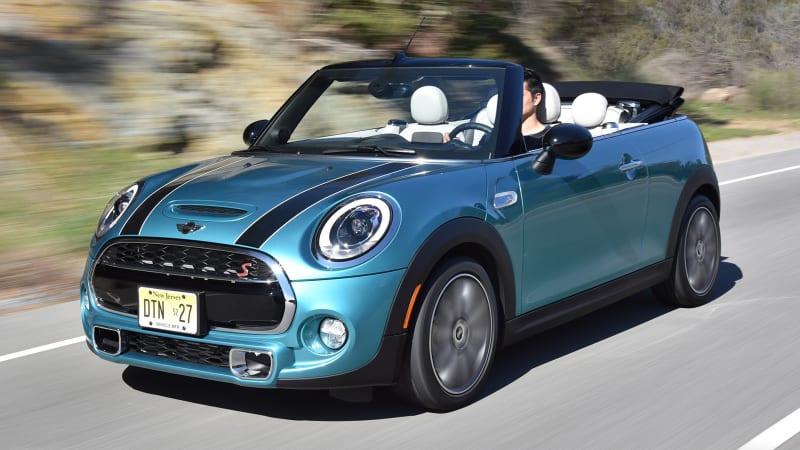 2016 mini cooper s convertible first drive autoblog. Black Bedroom Furniture Sets. Home Design Ideas