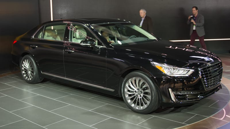 The G90 Isn T Only A Vehicle For Hyundai It S First Car From Company New Genesis Line And Represents Successor To Unloved Equus
