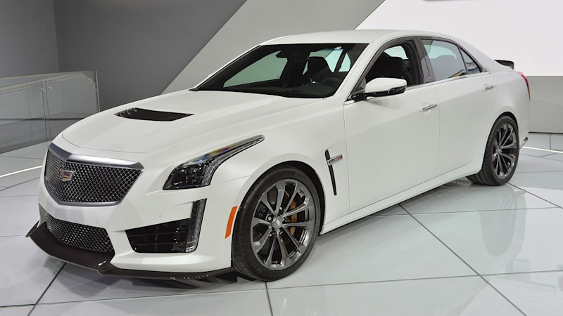 2016 cadillac cts v prepares to kick ass take names autoblog. Black Bedroom Furniture Sets. Home Design Ideas