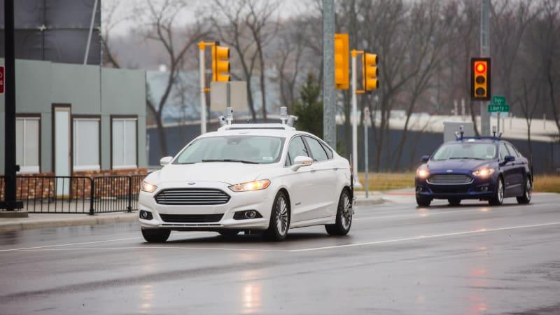 Ford beefs up autonomous car testing fleet
