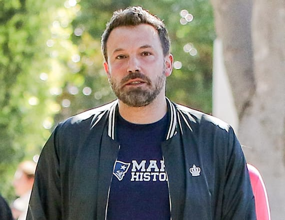 Ben Affleck takes son on fun outing