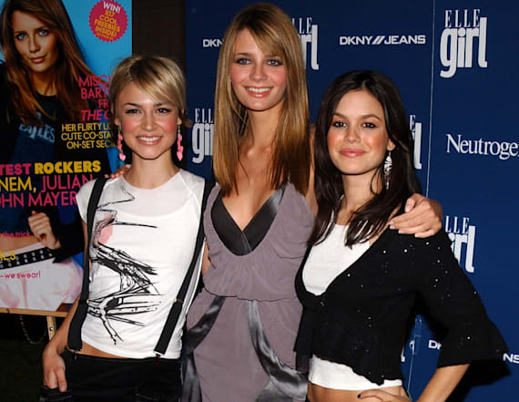 Here's what the cast of 'The O.C.' looks like now