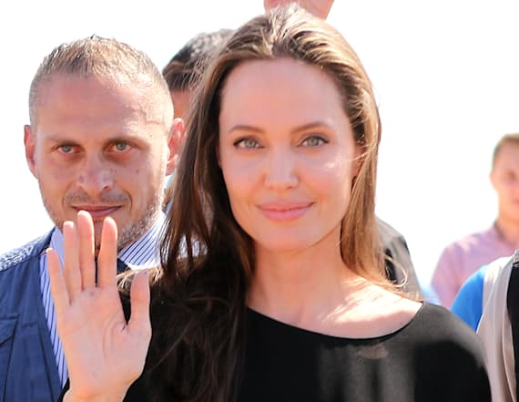 Angelina Jolie makes major reveal
