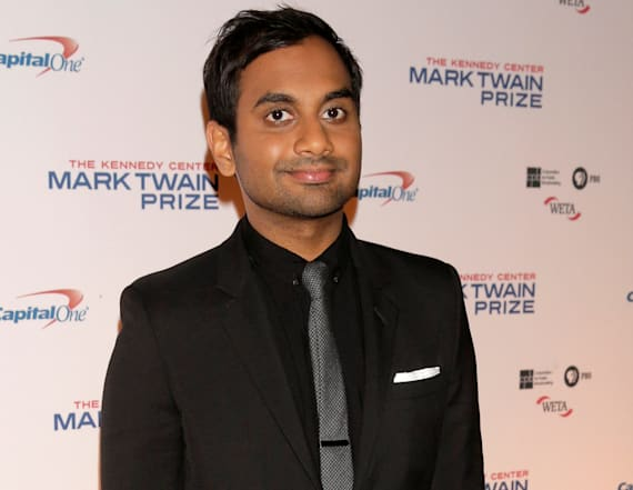 Watch Aziz Ansari's 'SNL' opening monologue