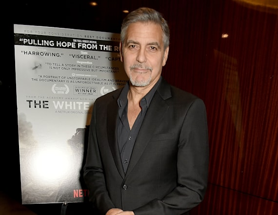George Clooney goes on rant about Donald Trump