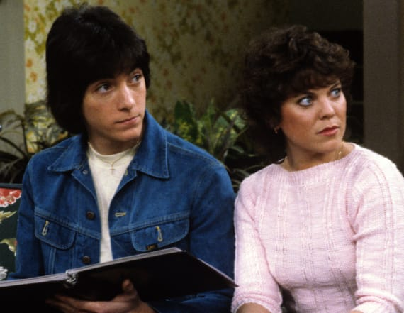 Erin Moran's brother blasts Scott Baio