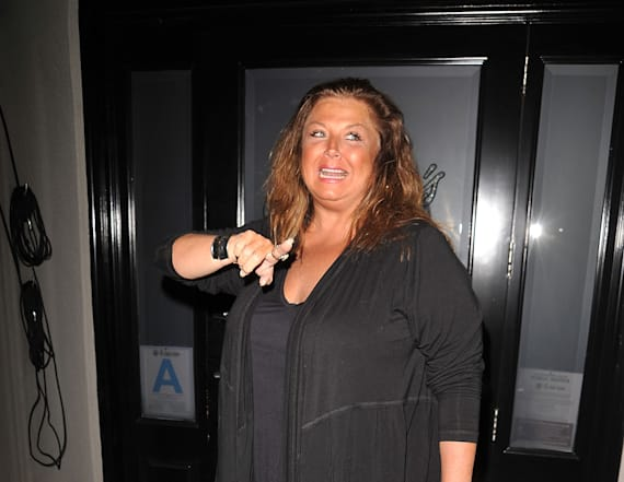 Abby Lee Miller breaks down before new surgery
