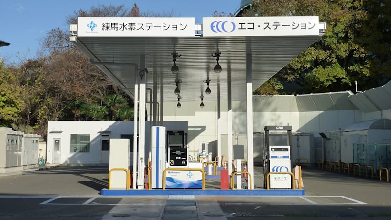 Japanese automakers will seriously subsidize hydrogen fuel stations
