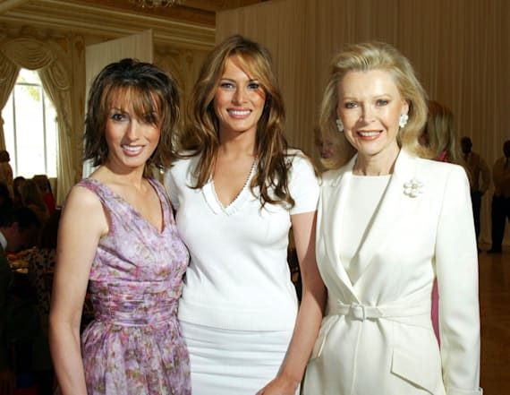 Meet Melania Trump's older sister