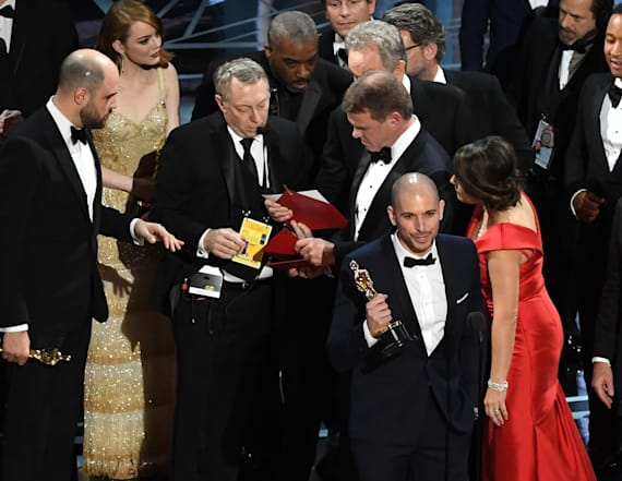 The Academy makes big decision after mishap
