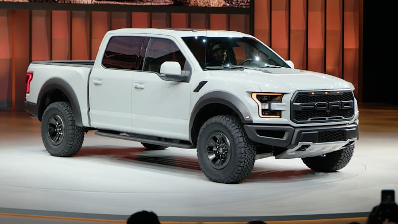 Ford F-150 Raptor SuperCrew sprouts rear doors for Detroit