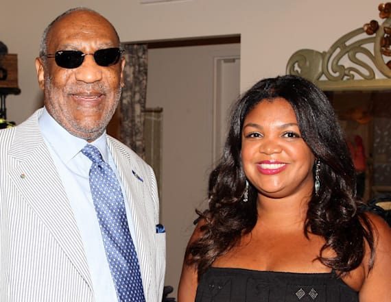 Bill Cosby's daughter defends him