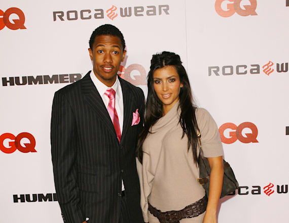 Nick Cannon shares slew of throwback pics