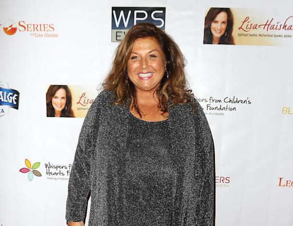 Abby Lee Miller gets candid about 'Dance Moms'