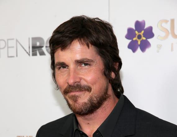 Christian Bale throws major shade at Donald Trump