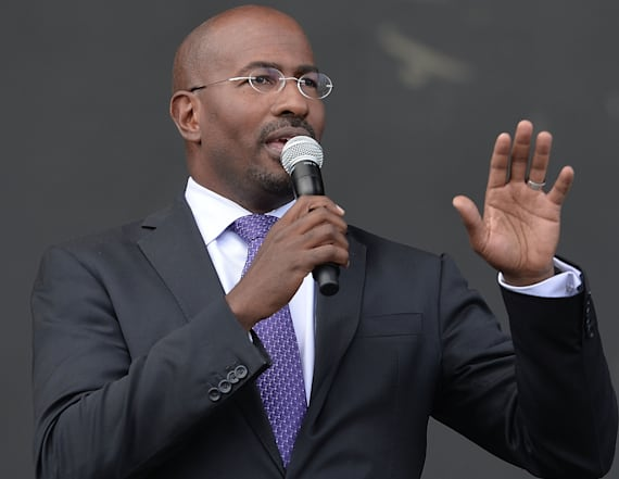 Van Jones slams Donald Trump as 'pathological'