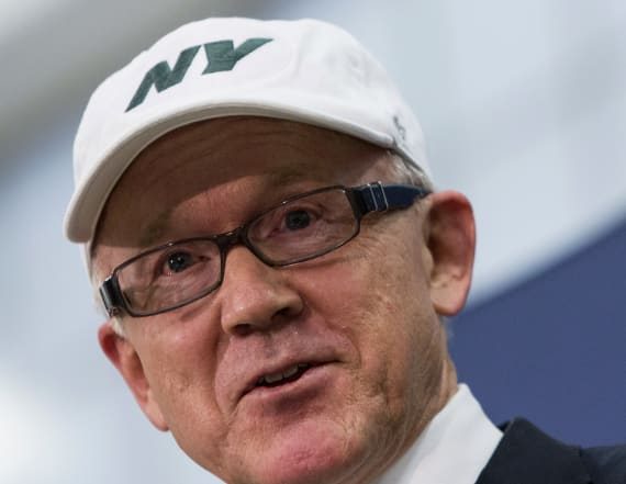 Trump to name New York Jets owner his UK ambassador