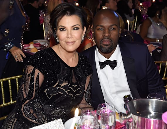 Kris Jenner and Corey Gamble are still together