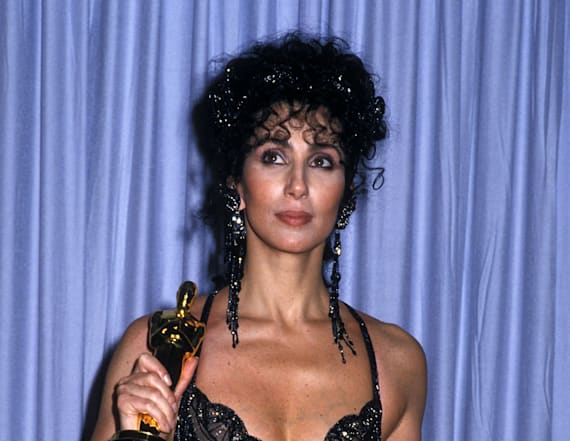 The most outrageous Oscar ensembles of all time