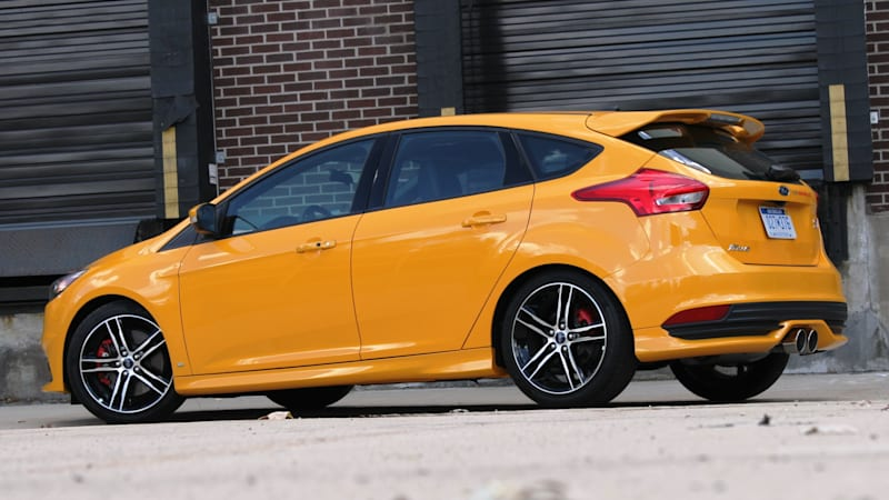 Ford upgrade kit takes Focus ST to 275 hp and 296 lb-ft