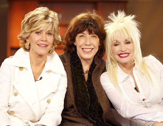 Jane Fonda and Dolly Parton are teaming up