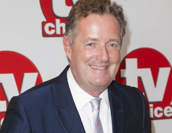 Actor cancels appearance on Piers Morgan in protest