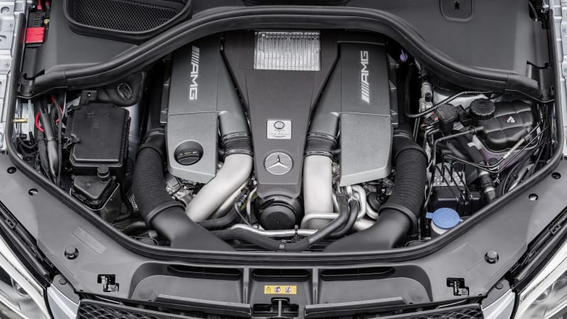 Mercedes-AMG to phase out 5.5-liter V8 after next year [UPDATE]