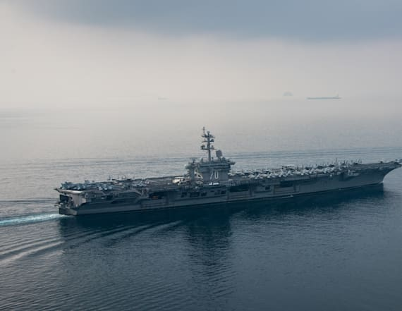 North Korea ready to strike U.S. aircraft carrier