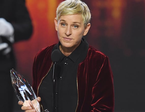 Ellen DeGeneres breaks big record