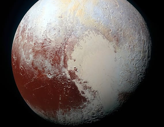 NASA wants to make Pluto a planet again